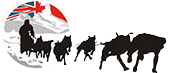 Dog Sledding Banff Canmore Logo