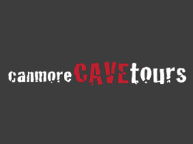 Mad Dogs Englismen CanmoreCaveTours Logo